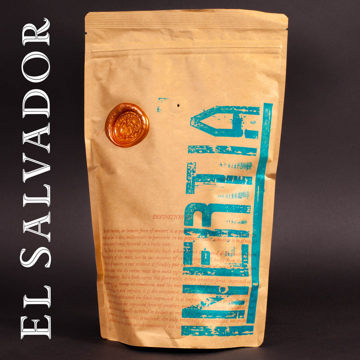 New El Salvador Dark Roast