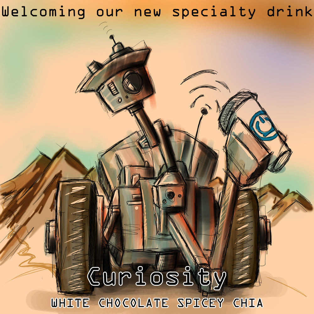 Curiosity - A New Local Specialty Drink
