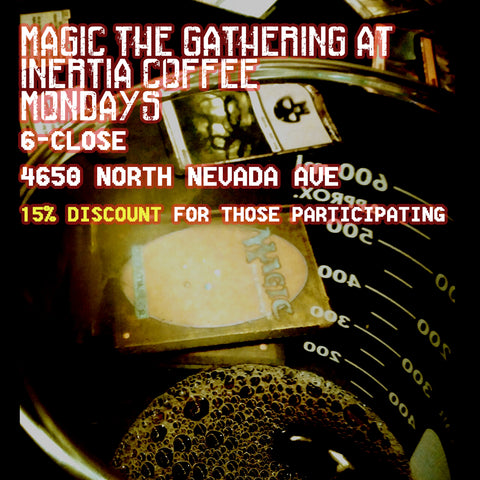 Magic the Gathering, Magic, UCCS, Colorado Springs, Coffee, Casual Play, Group, Social, Meet, Learn to Play