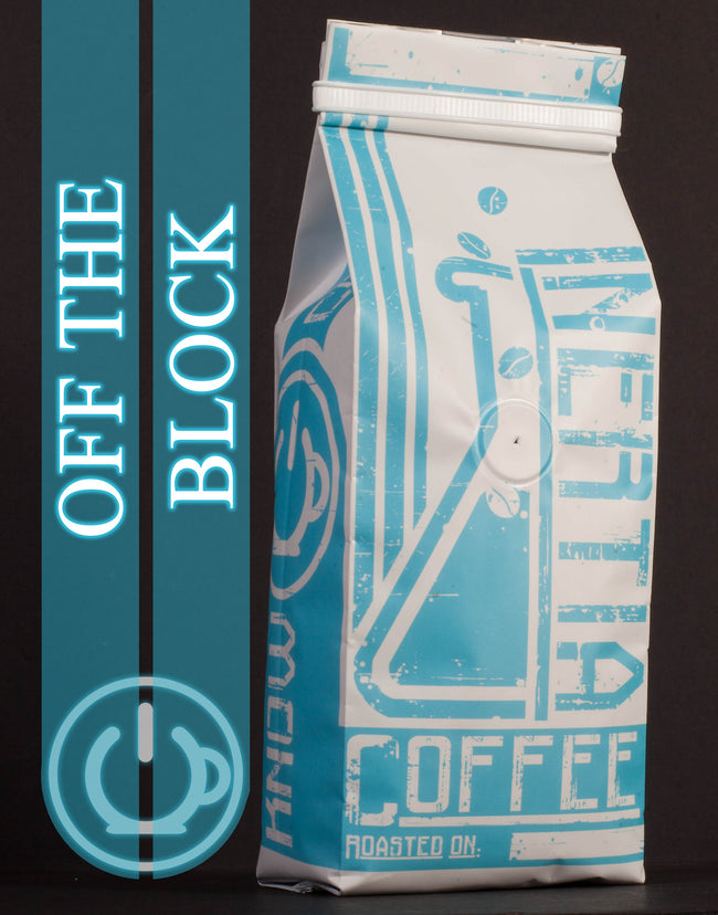 Off The Block Coffee Blend- 1lb