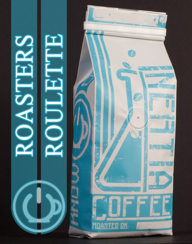 Roasters Roulette Coffee - 1lb