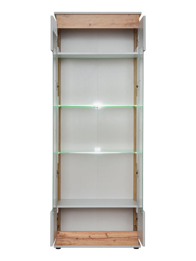 Berlin Tall Display Cabinet