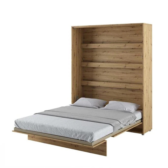 BC-12 Vertical Wall Bed Concept 160cm