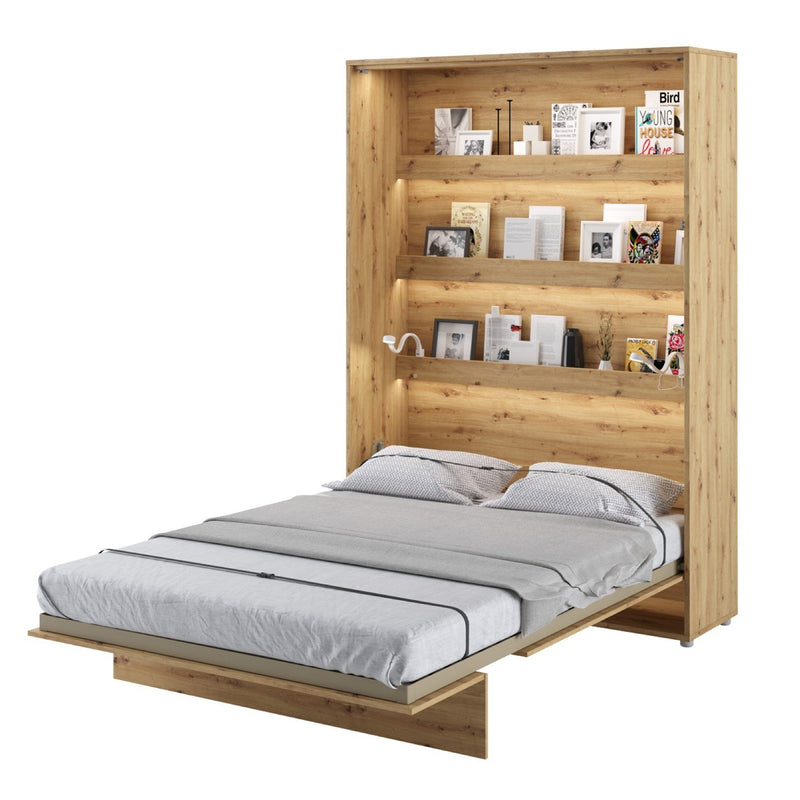 BC-01 Vertical Wall Bed Concept 140cm
