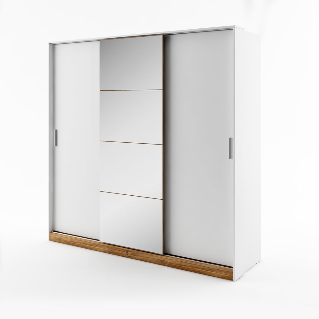 Dentro DT-01 Sliding Door Wardrobe