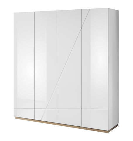 Futura FU-11 4 Door Wardrobe