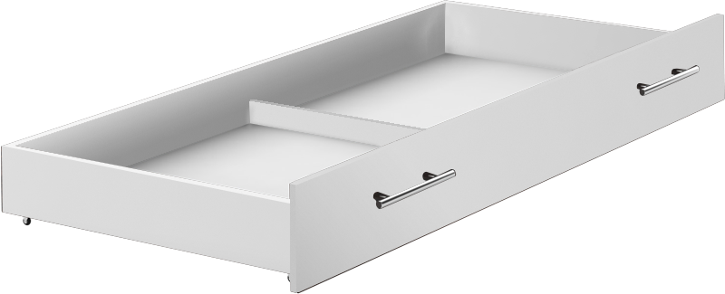 Idea ID-14 Bed Drawer in White Matt