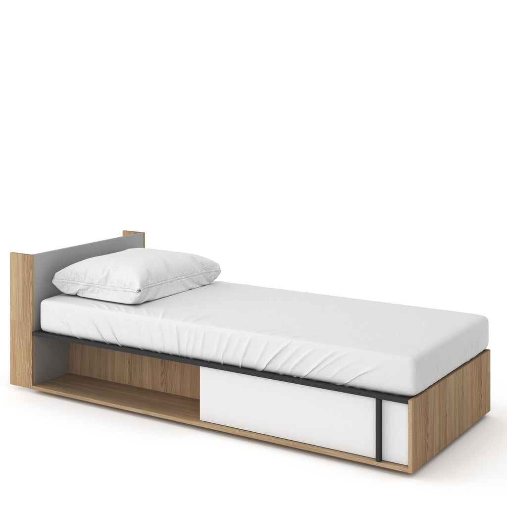 IMOLA BED WITH MATTRESS  IM-15