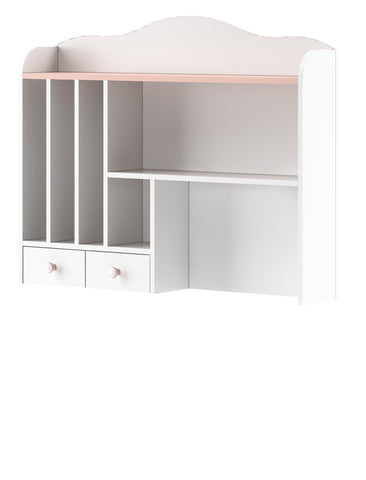 Mia Desk Hutch MI-04