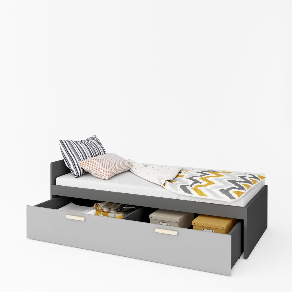 Pok PO-13 Bed with Drawer