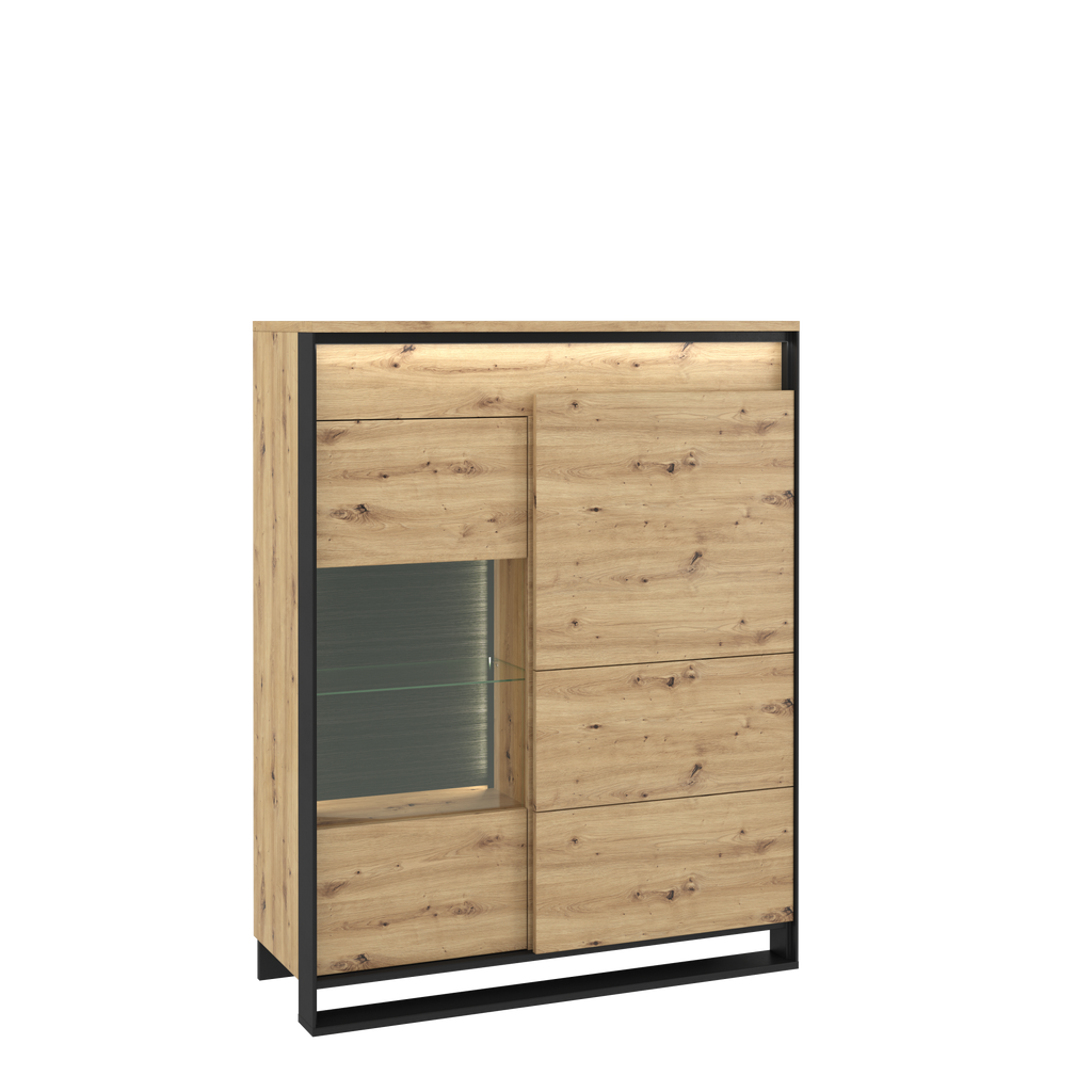 Quant QA-06 2 Doors Display Cabinet