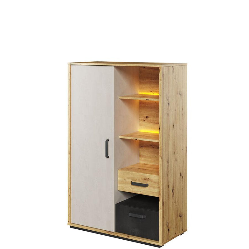 Qubic 05 Storage Cabinet with LED