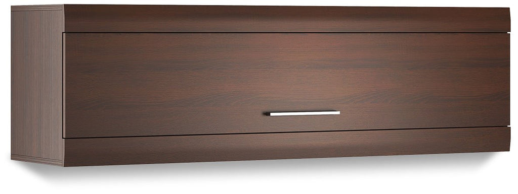 Bordo Wall Hanging Cabinet 05 in Oak Chocolate
