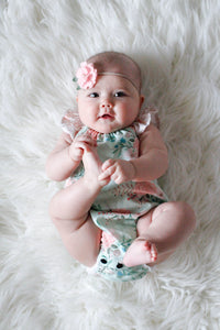 Briar Rose Bubble Romper