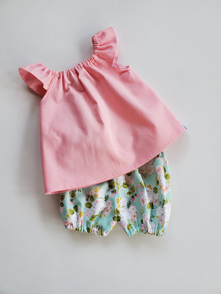 Spring Floral Bloomers