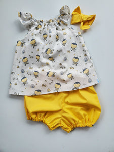 Baby Bee Simple Top