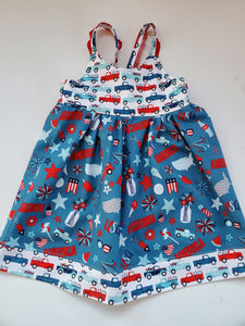 Patriotic 2020 Sundress