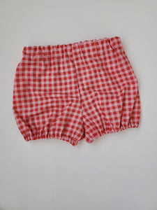 Pink Gingham Bloomers