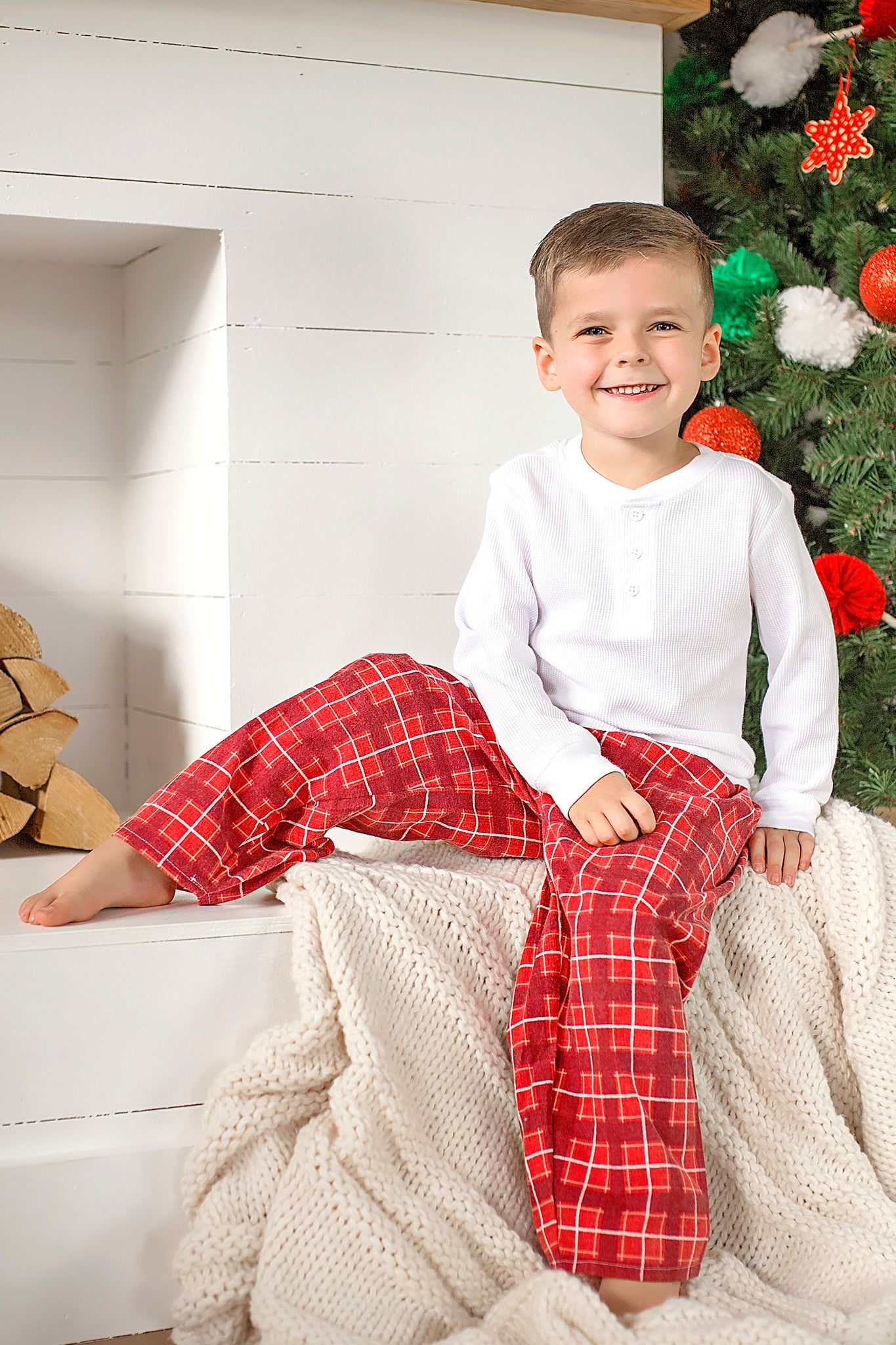Christmas Flannel Jammie Pants