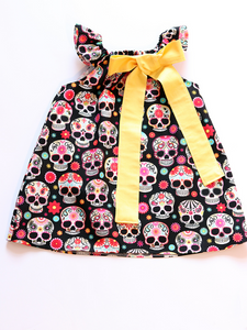 Sugar Skull Chandler Dress