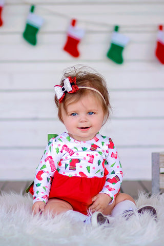Stocking Delainey Romper