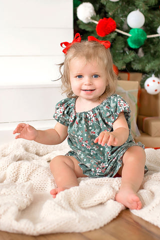 Christmas Flannel Jammie Nightgown