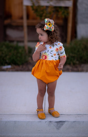 Sunflower Delainey Romper