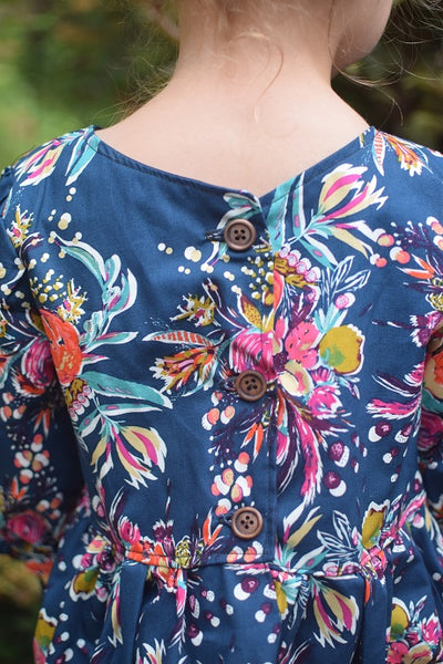 Water Flowers Lydia Dress
