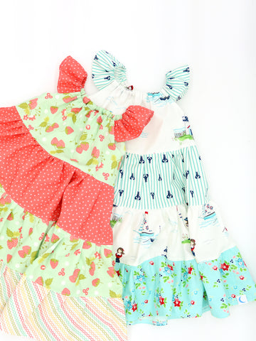 Vintage Summer Twirl Dress Bundle