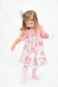 Blu Christmas Cocoa Greta Dress