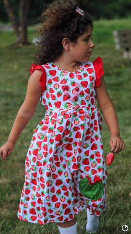 Strawberry Fields Ellie Dress