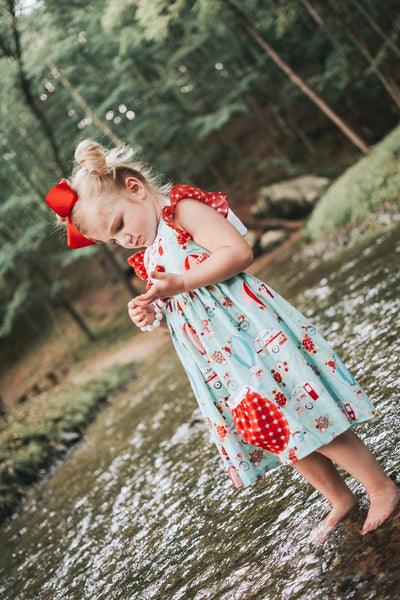 Vintage Voyage Ellie Dress