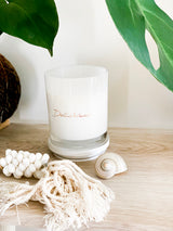 Soy Candle - Signature Range - Extra Large (Double Wick) - Delisháuse