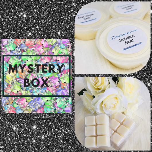 Soy Melts - Mystery Box - Delishause