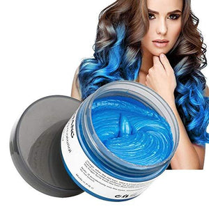 Magic Hair Dye Wax