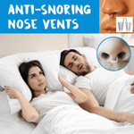 Anti-Snoring Nose Vents