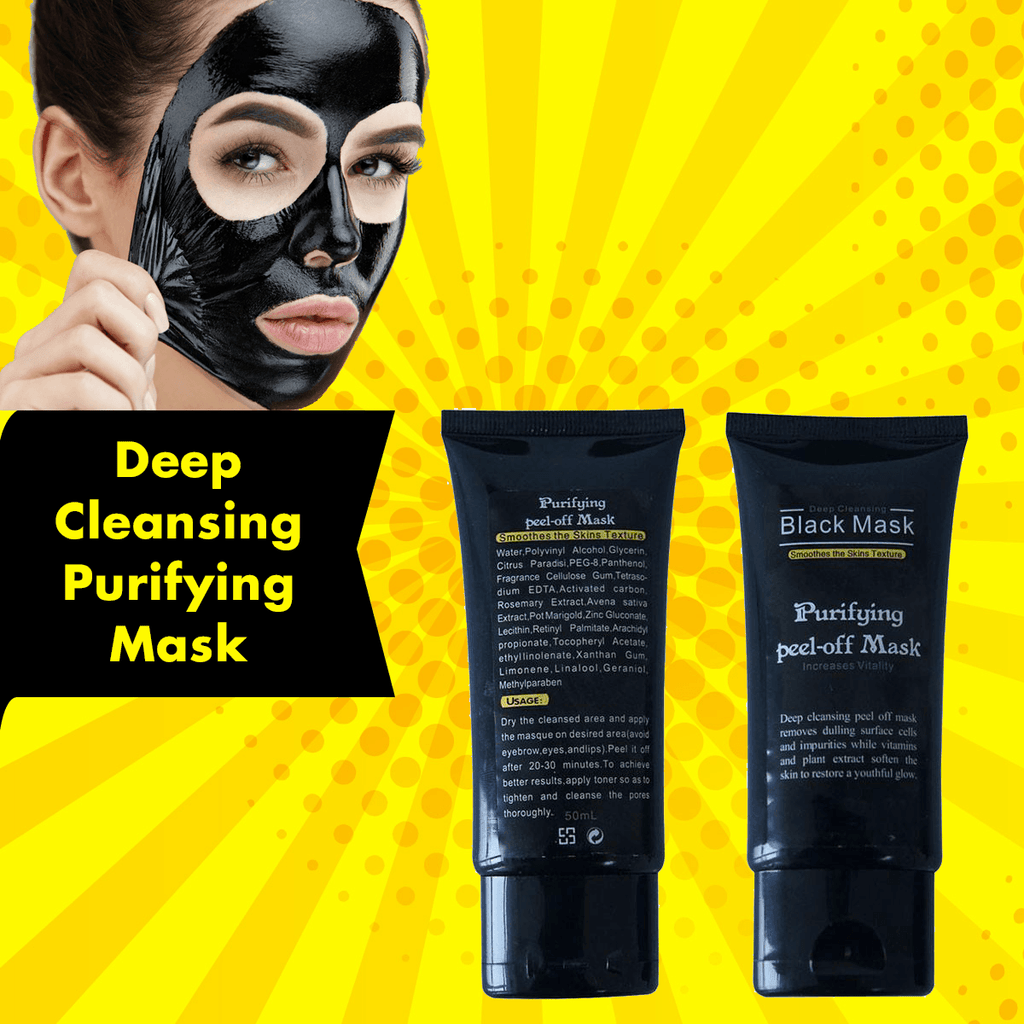 Deep Cleansing Purifying Mask (Blackhead Remover)