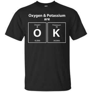 Oxygen & Potassium Are OK