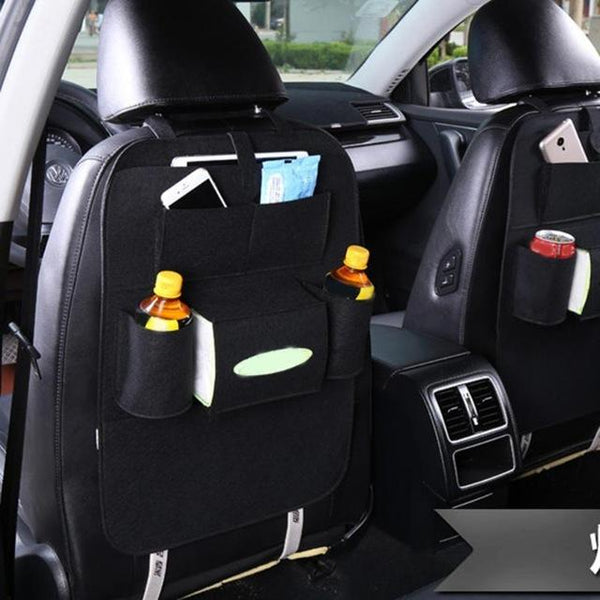 Car Back Seat Organizer - Perfect for Road Trips! – Wooxify