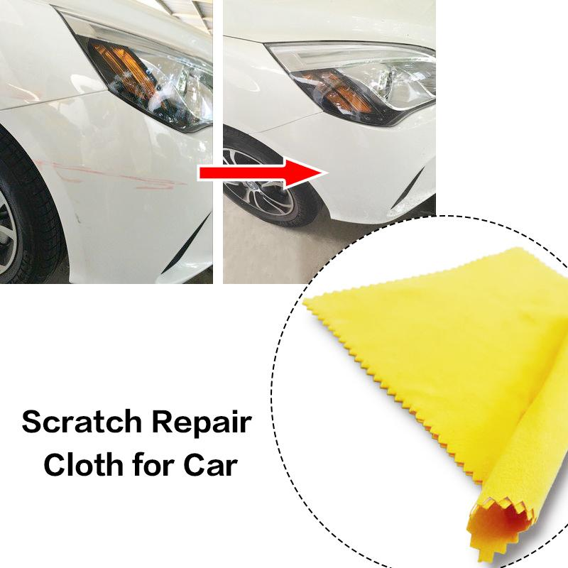 Magic Scratch Repair Cloth
