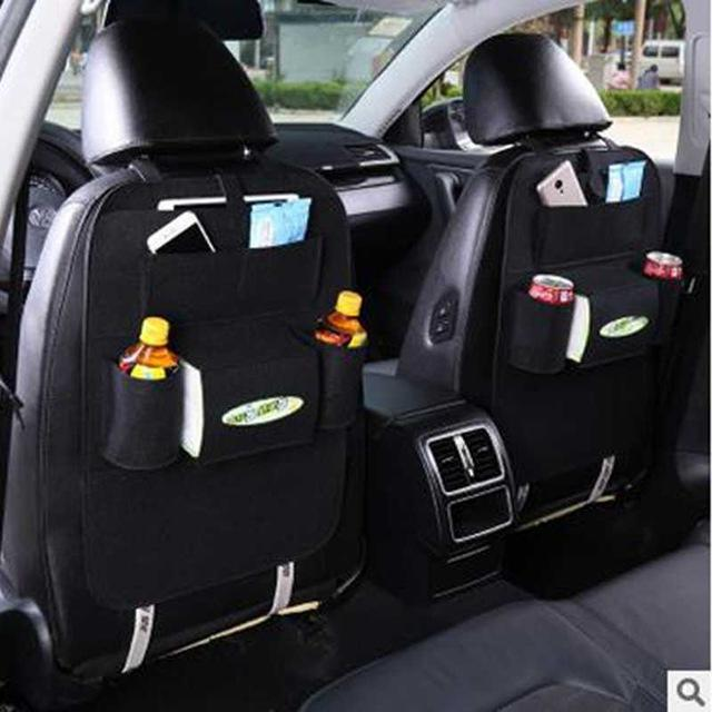 Car Back Seat Organizer - Perfect for Road Trips!
