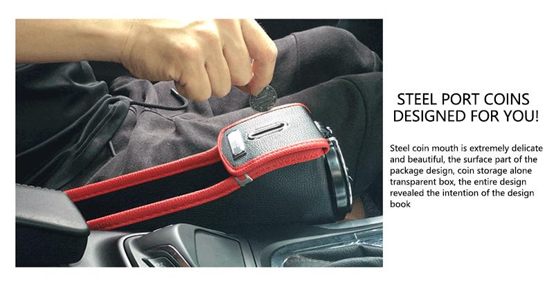 Car Crevice Storage Organizer