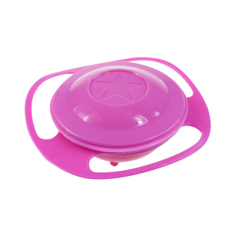 Universal Gyro Bowl - Spill-Proof Bowl