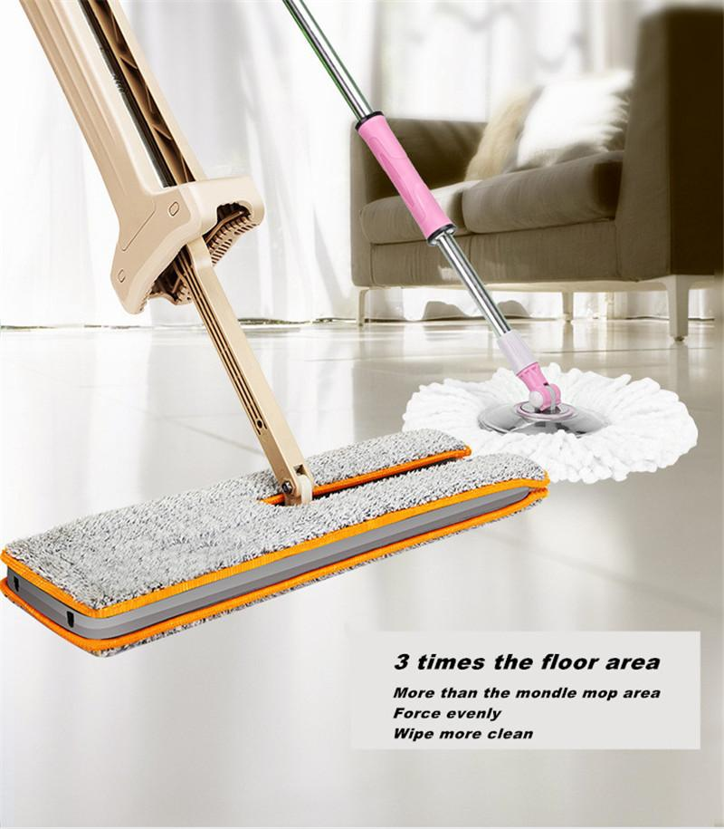 The Amazing 360 Degree Double Sided Mop