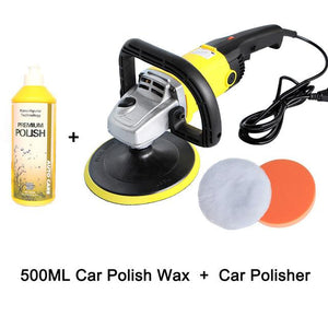 1200W Variable Speed Car Polisher & Sander - 3000rpm