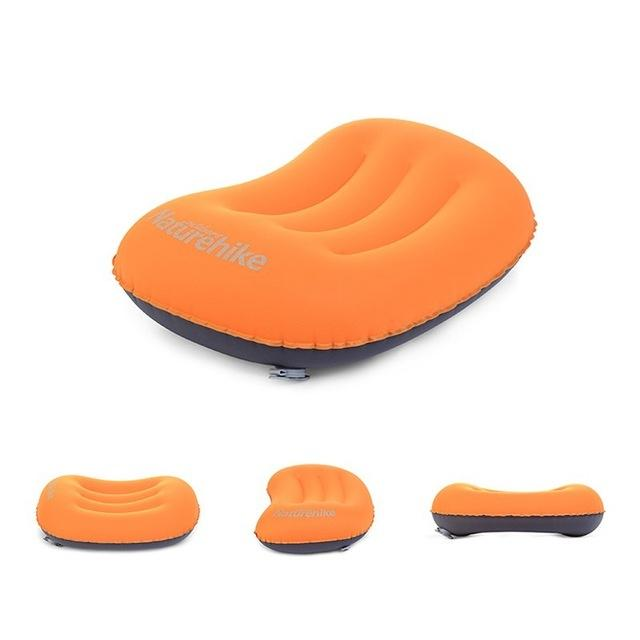Inflatable Camping Travel Pillow