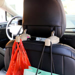 Car Backseat Bag Hooks