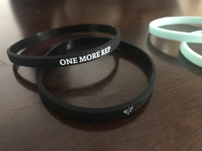 One More Rep Bracelet - Perspective Fit