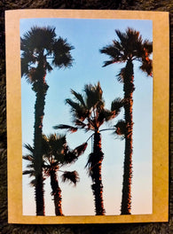 4 Palms Card-Greeting Cards/Prints-HRH Studio Boutique