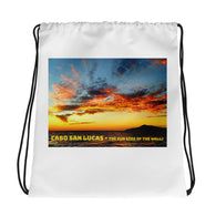 CABO FUN! Drawstring bag-Drawstring Bag-HRH Studio Boutique
